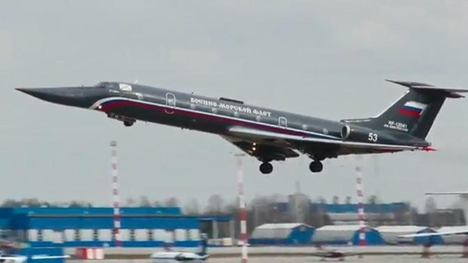 Ту-134УБЛ «Черная жемчужина» совершил первый полет после реконструкции ВВС России