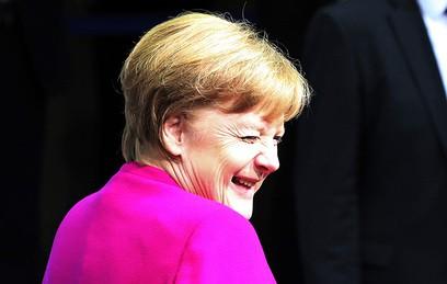 Путин поздравил Меркель с переизбранием на пост канцлера ФРГ