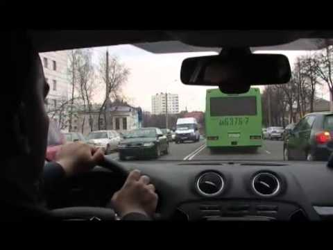 Водим автомобиль быстро и безопасно