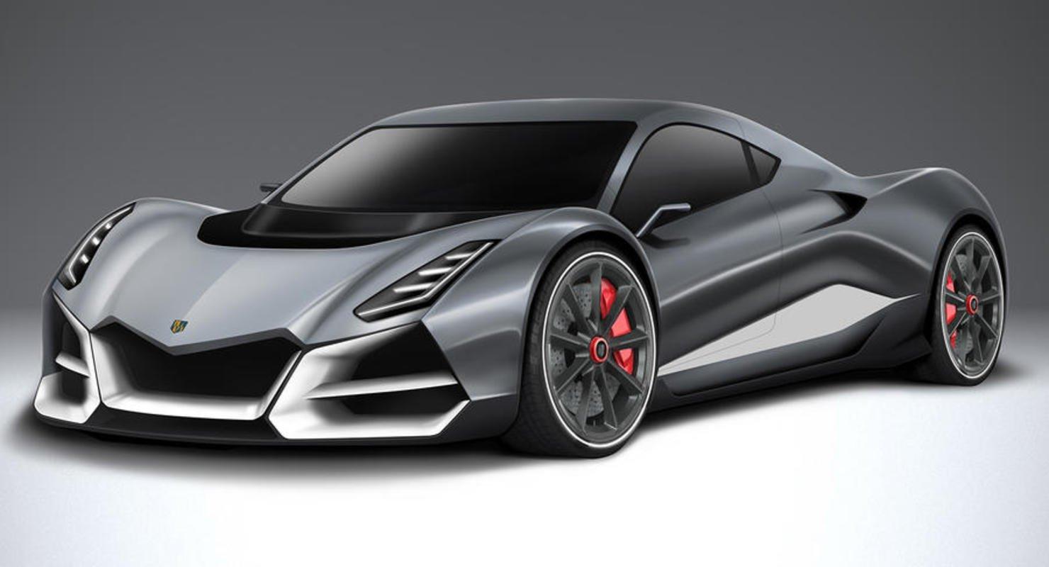 Швейцарский гиперкар появится в 2023 году с возможностью выбора гибрида и электромобиля Автомобили