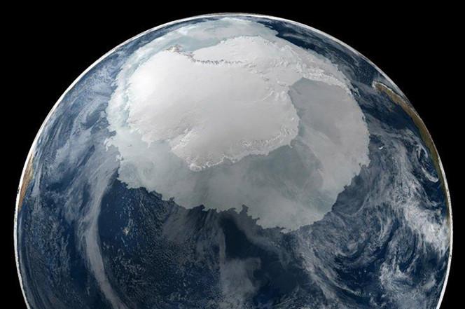 Аномальная Антарктида