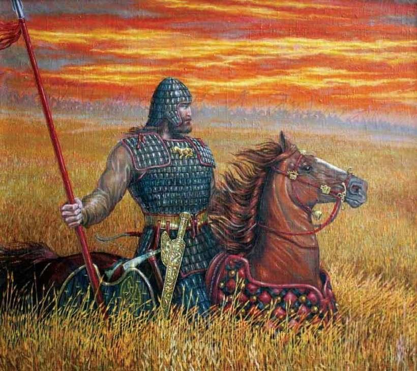 Куда исчезли сарматы — племена воинов-кочевников, где правили женщины