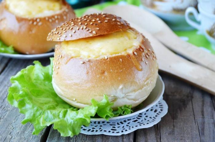 Как приготовить вкусные фаршированные булочки: 5 аппетитных начинок готовим дома,кулинария,рецепты