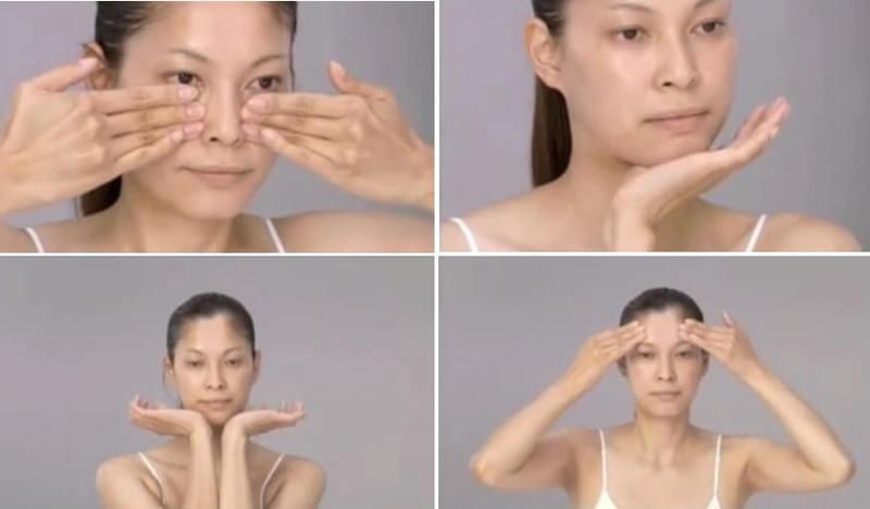 Угол молодости: Как сохранить молодость лица красота,лицо,осанка,упражнения