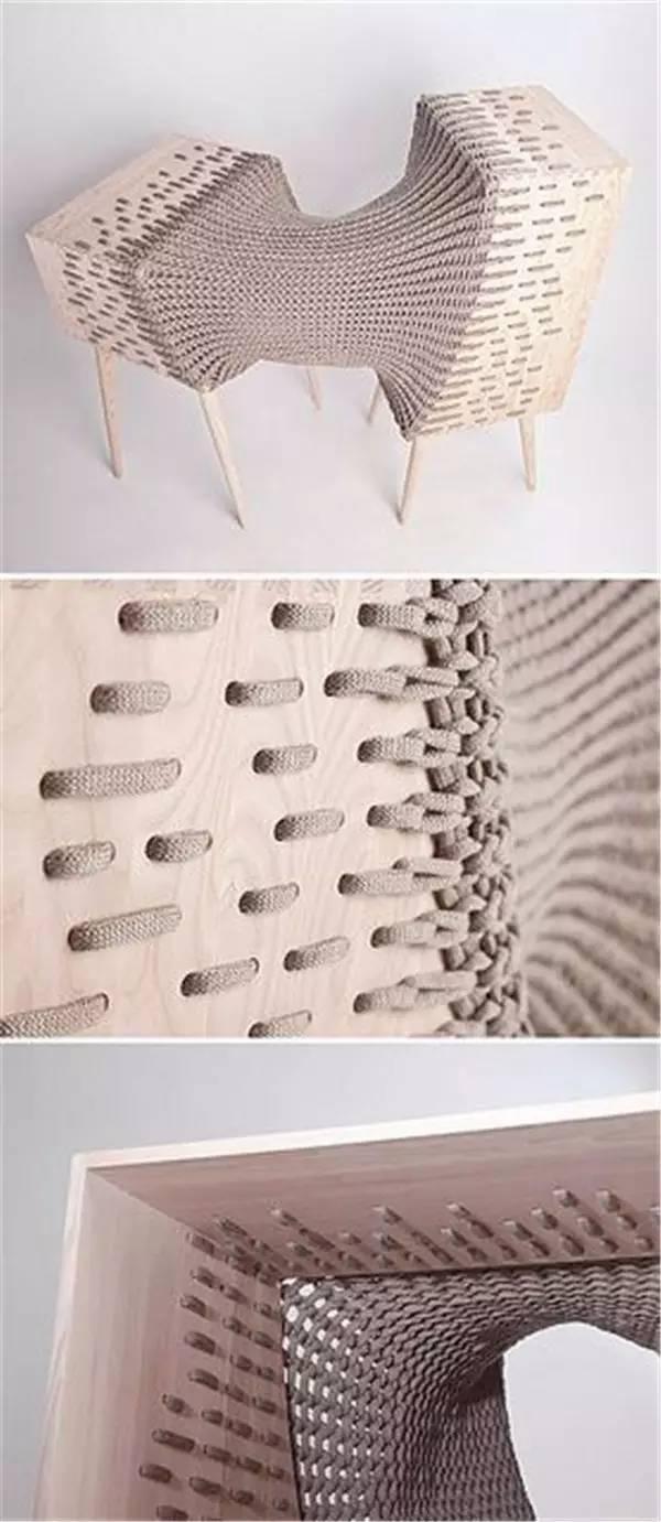 мебель вязание креатив своими руками