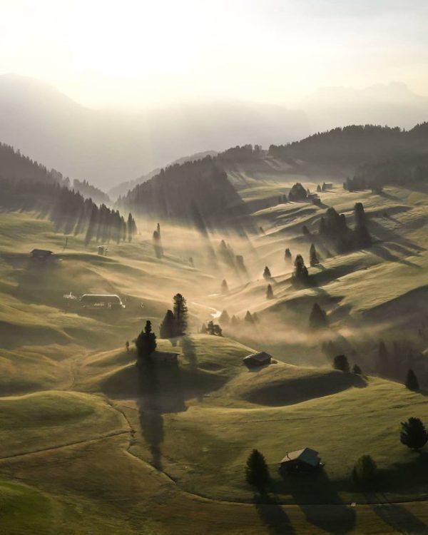 Захватывающие путешествия и пейзажные снимки Грегори Кефера