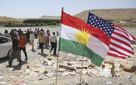 Ручные курды, или как США ра…