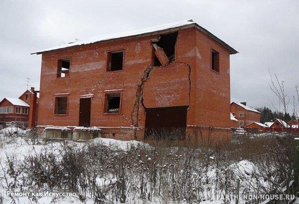 Основные ошибки при строител…