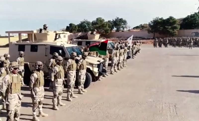 Обстановка в Ливии: затишье перед бурей заканчивается геополитика