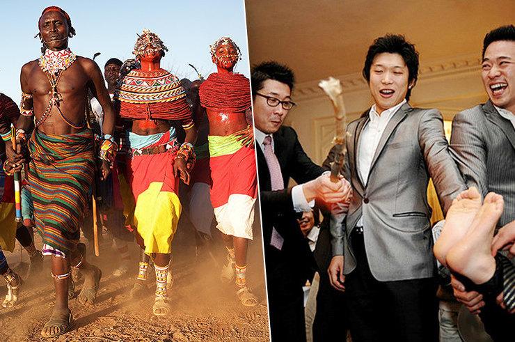 Традиции первой брачной ночи у разных народов мира