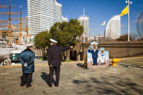 Причудливые и необычные моменты из жизни японцев в фотографиях Сина Ногути