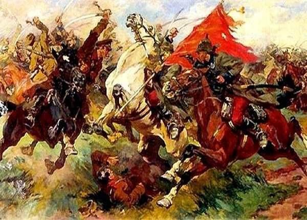 Червонные казаки Примакова