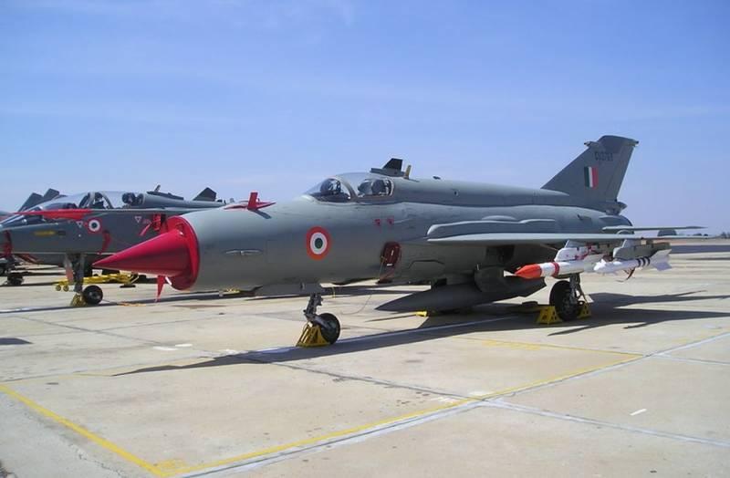 В Индии подтвердили планы о поэтапном отказе от истребителей МиГ-21