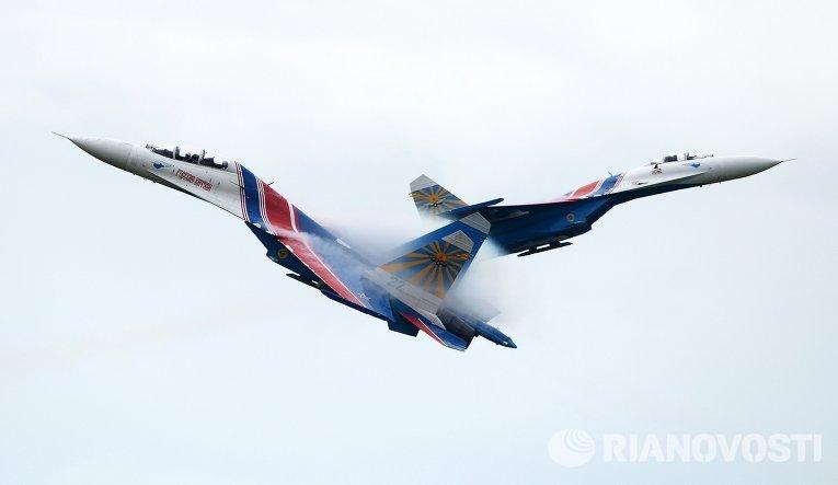 The National Interest : почему Россия любит устраивать опасные игры в воздухе с Америкой Политика