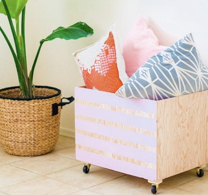 10 идей для хранения, которые легко сделать самостоятельно для дома и дачи,мастер-класс