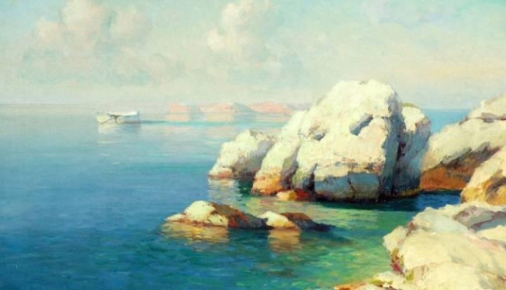 Внуки Айвазовского, ставшие художниками