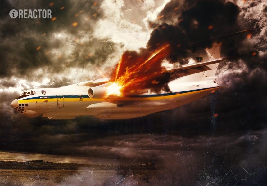 Генерал Назаров, осуждённый за сбитый Ил-76, назвал виновника катастрофы