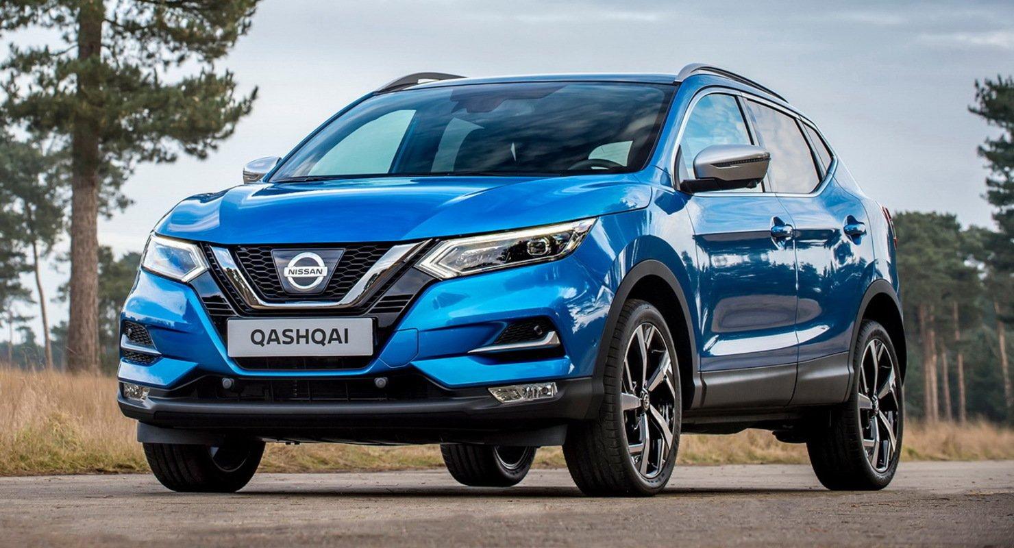 Обновленные Nissan Qashqai и X-Trail поступили в продажу Автомобили