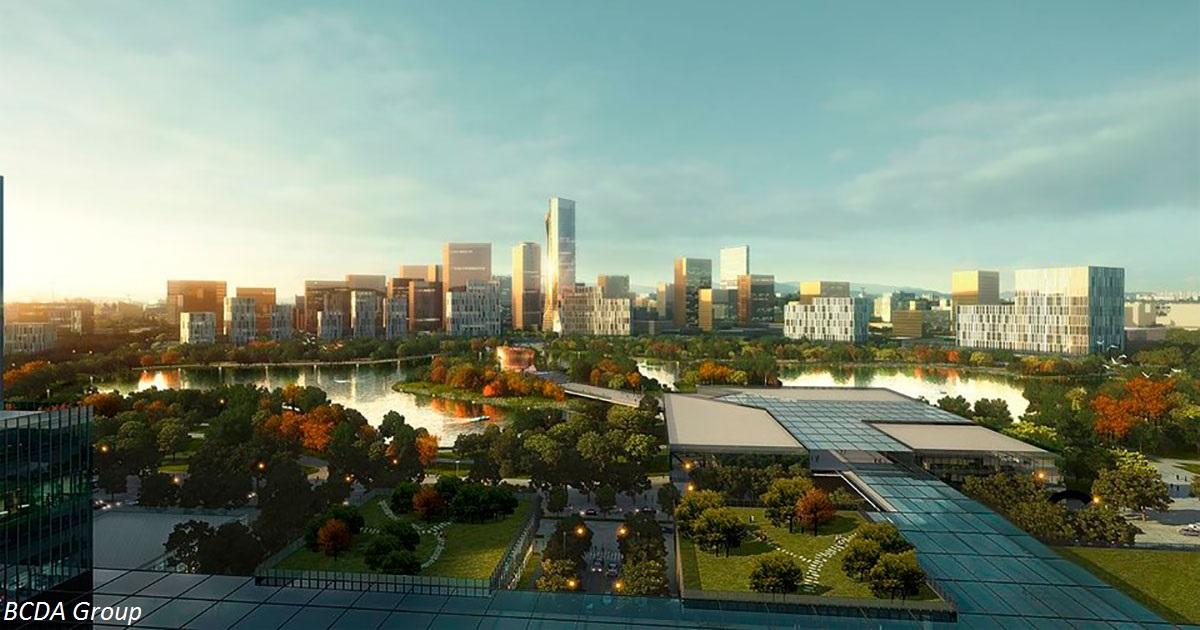 Филиппины за $14 млрд построят город-сад, в котором будет ″идеальный воздух″