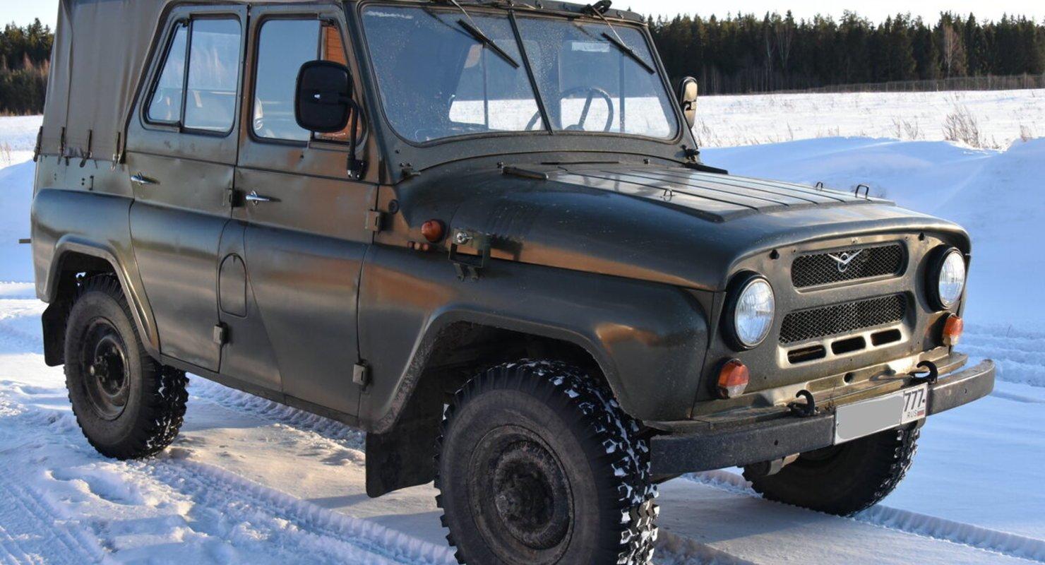 УАЗ-3151 2000 года — особенности и недостатки Автомобили