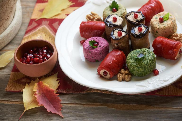 Здоровая диета по-грузински: три рецепта закуски,кухни мира,разное