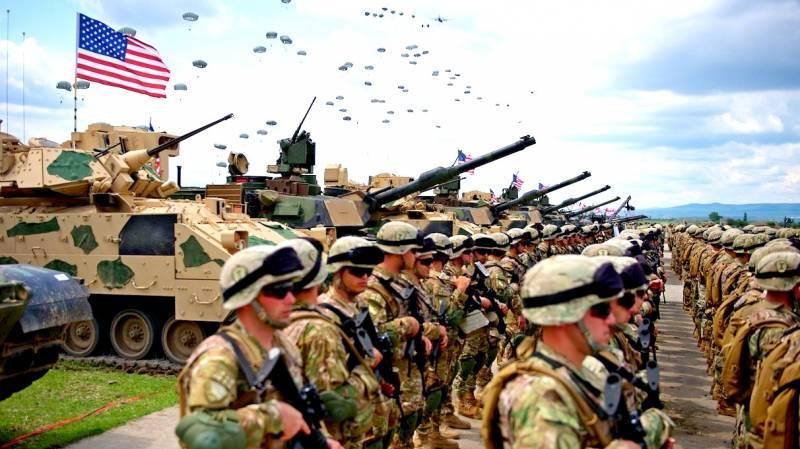 В НАТО объяснили, почему Россия проиграет войну...Видимо,весеннее обострение в евростационаре!