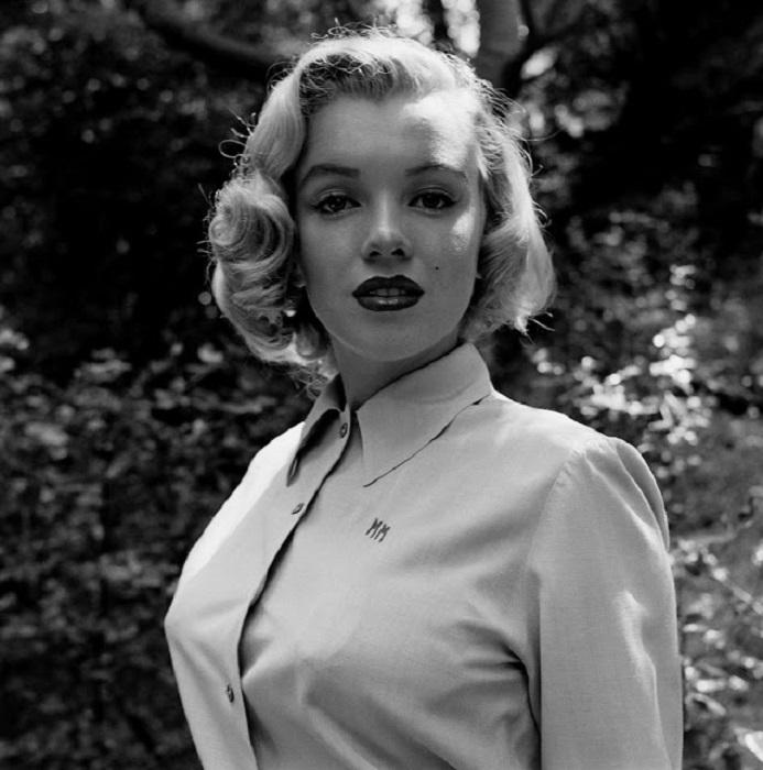 Мэрилин Монро, какой её видели единицы: Редкие фотографии легендарной голливудской красавицы
