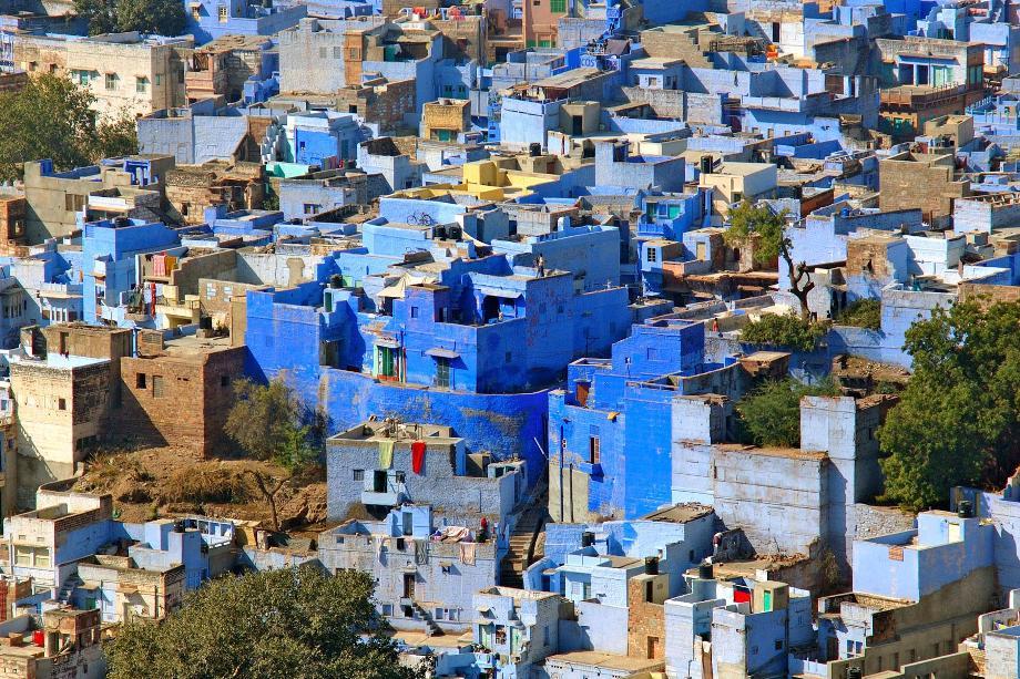 25 самых красочных городов в мире