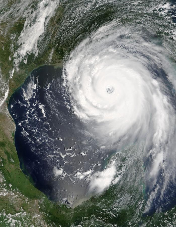 Разрушительные ураганы за последние 20 лет
