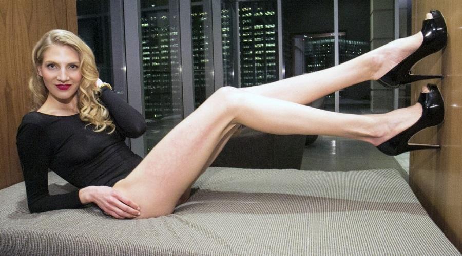 15 самых длинноногих женщин в истории девушки