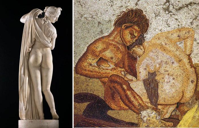Секс интимная жизнь в древней греции