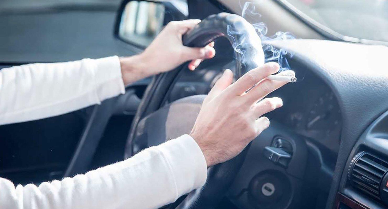 Автомобиль курильщика: пять способов избавить салон от запаха табака Автомобили