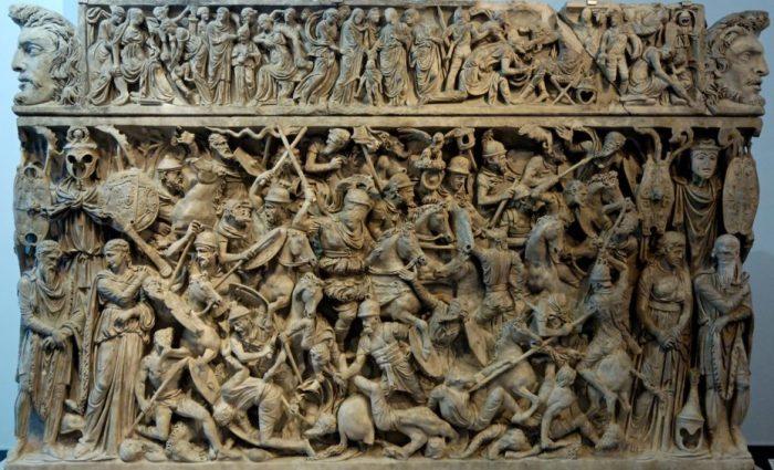 Почему древних римлян можно назвать первыми готами в истории