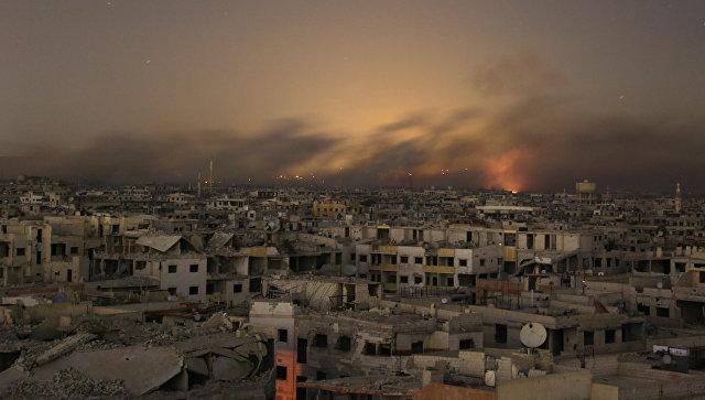 США вложили много средств в кампанию против Асада, считает эксперт