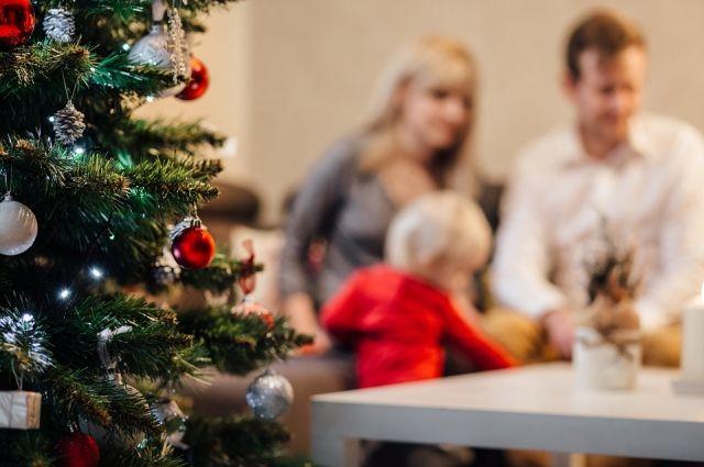 Время стать ближе. Чем заняться с ребенком на зимних праздниках?