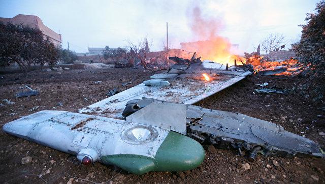 Российский лётчик СУ-25 Роман Филиппов погиб как герой в Сирии