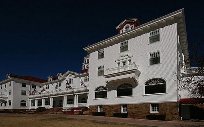 1. Отель «Стенли» – Эстес-Парк, Колорадо история, привидения, факты