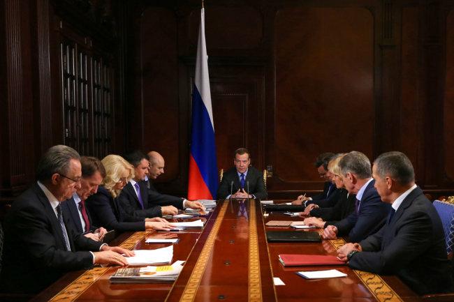Правительство потребовало от бизнеса 7 триллионов на ускорение России