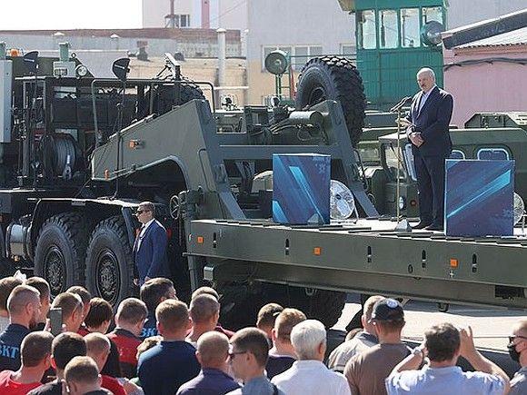 Лукашенко «разрешил» народу отстранять его от власти