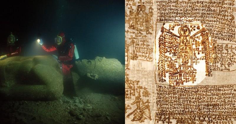 15 самых поразительных находок археологов в Египте
