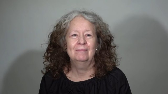 Эта женщина решила преобразиться в своё 60-летие