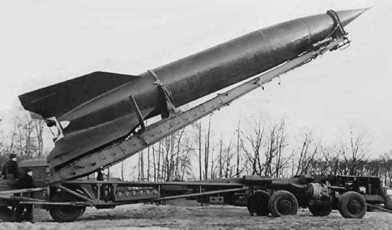 Баллистическая ракета дальнего действия Р-1