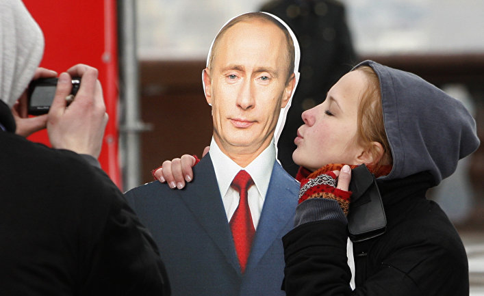«Путинейджеры» не хотят революции, западные СМИ этим разочарованы