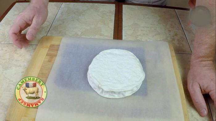 Сыр Камамбер с Нормандской ноткой | Camembert cheese С дедом за обедом, Камамбер, Сыр, Рецепт, Еда, Вкусно, Видео, Длиннопост