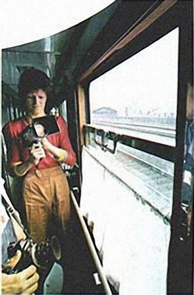 Как Дэвид Боуи по стране Советской путешествовал винтаж,Дэвид Боуи,железные дороги,СССР