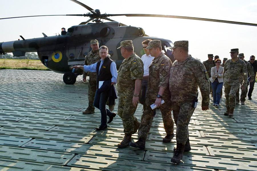Спецпредставитель США по Украине Волкер о России. Откровенно