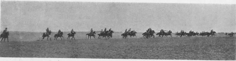 Естественные и искусственные препятствия — смертельный враг конницы