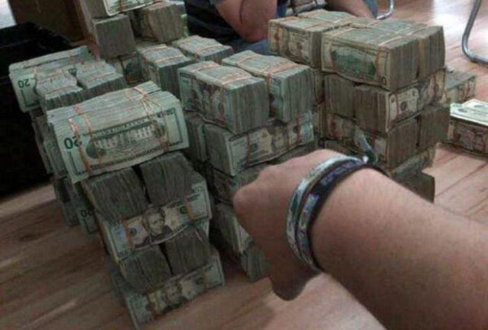 Красивая жизнь мексиканских наркоторговцев