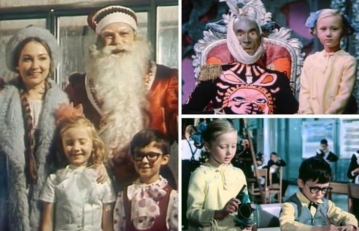 Актёры фильма «Новогодние приключения Маши и Вити» 43 года спустя