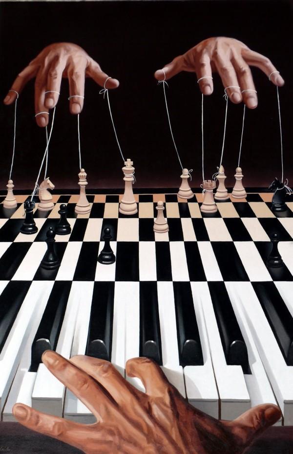 Ноам Хомский: 10 способов манипулирования массами